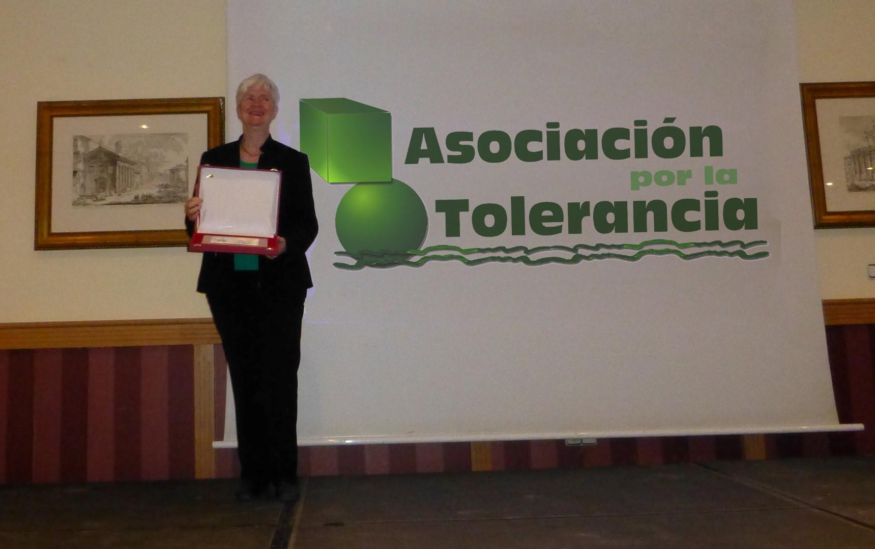 Tolerancia XX Premio: Inger Enkvist