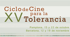 Tolerancia 2016  XV Ciclo de Cine