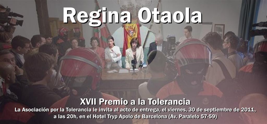 XVII Premio a la Tolerancia
